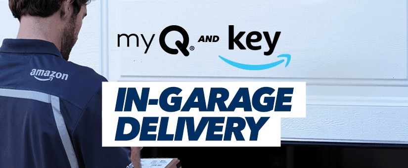 Amazon Key In Garage Delivery