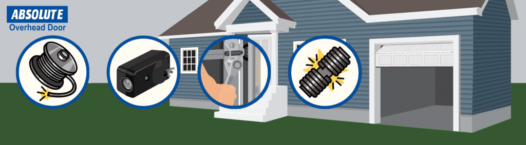 Don T Delay These Garage Door Repairs You May Be At Risk