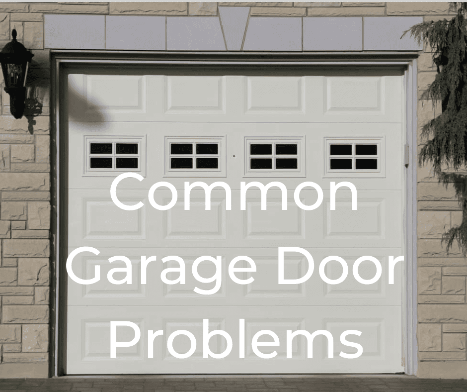 common garage door problems near me louisville ky